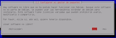 Instalar Linux Debian 6 sin modo gráfico en un equipo viejo