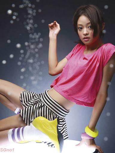 Kobayashi Ryoko sexy idol