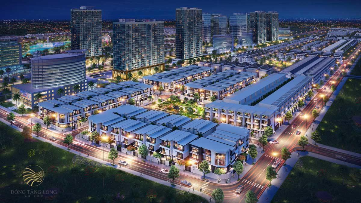 Dự án Đông Tăng Long- lựa chọn hàng đầu cho nhà đầu tư
