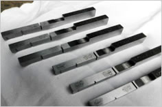 機械加工の製品写真