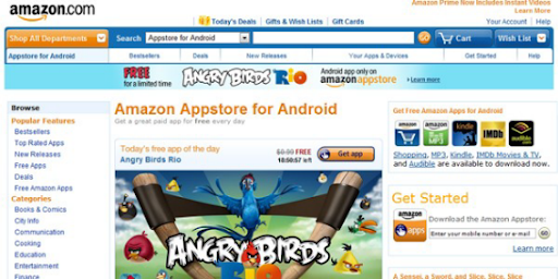 Amazon App Store For. at Amazon Appstore for
