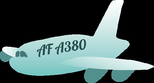 Votez pour me faire essayer l'A380 d'Air France