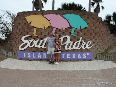 South Padre Island Entrance