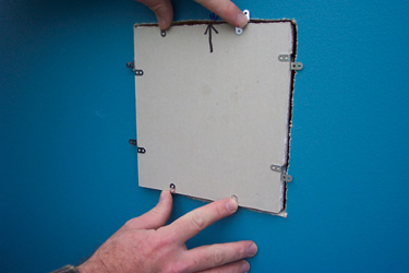 Patching A Failed Ceiling Drywall Seam