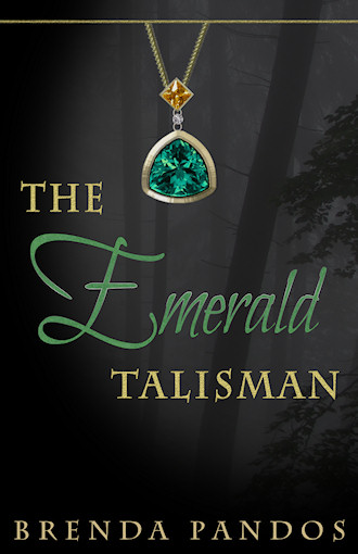 Review: The Emerald Talisman by Brenda Pandos