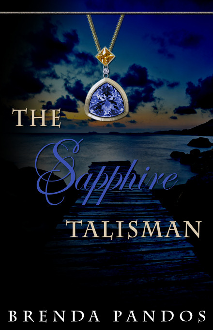 Review: The Sapphire Talisman by Brenda Pandos