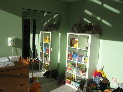 j's room in the summer