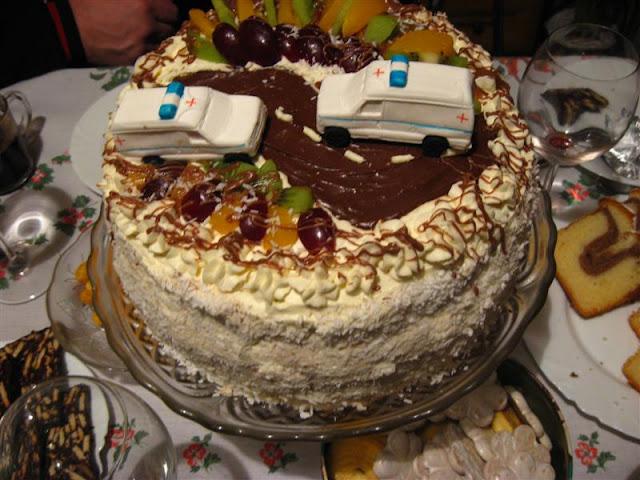 tort dla Robcia