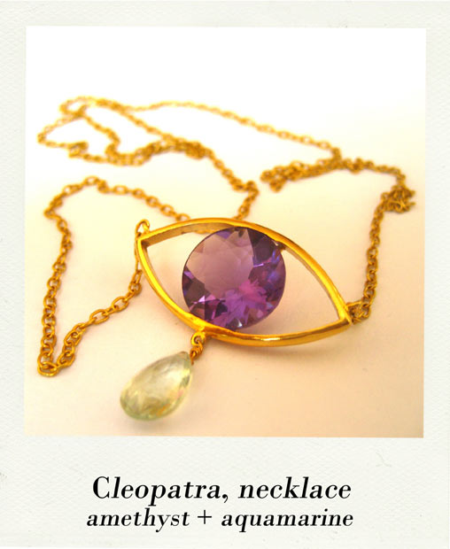 Gold Necklace, Cleopatra