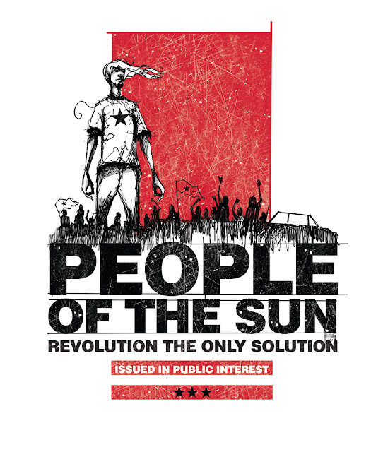 Revolution the Only Solution