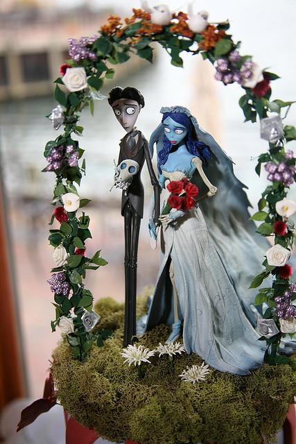The Grimm Tea Party: Freaky Friday: Corpse Bride