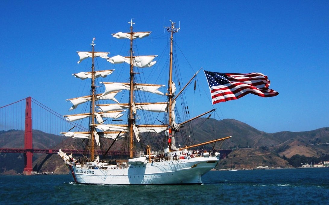 USCGC Eagle-WIX-327 (File Foto 5)