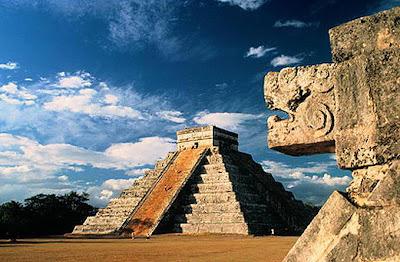 Impronta arte hispanoamericano for Civilizacion maya arquitectura
