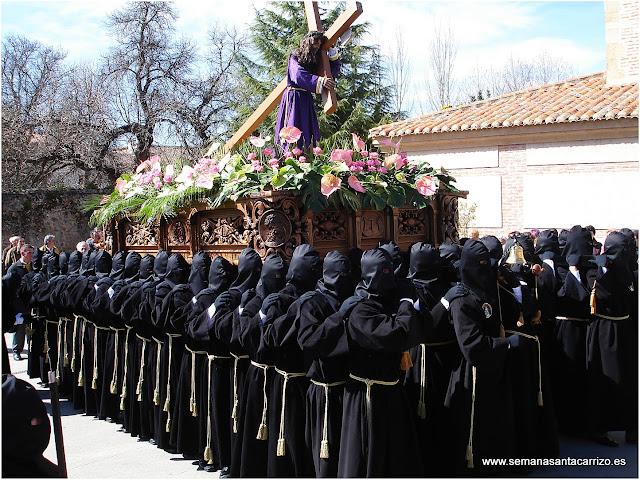 Trono Carrizo de la Ribera