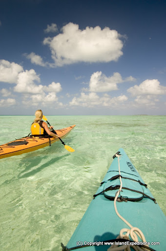 Kayaking on a Belize Vacation