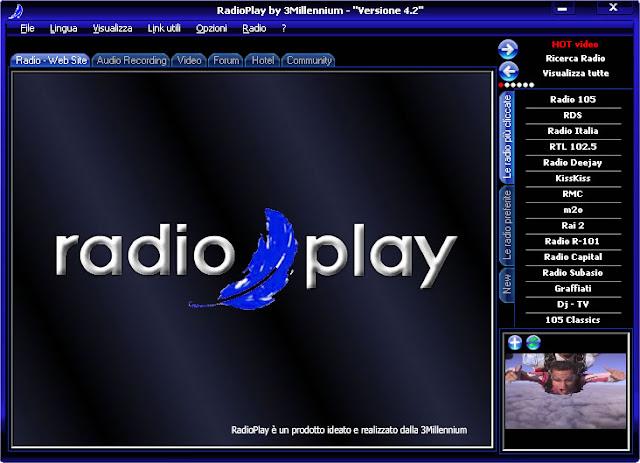 Come ascoltare radio online senza installare nessun programma