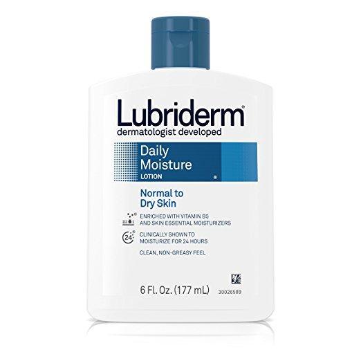 kem dưỡng da dành cho hình xăm Lubiderm Daily Moisture Fragrance Free Lotion