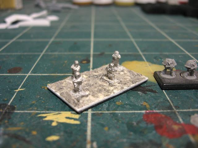Command Horizon Infantry