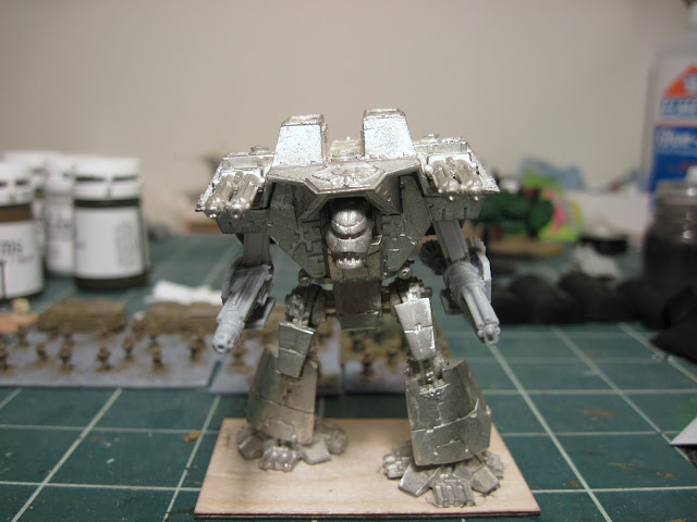Warlord Front