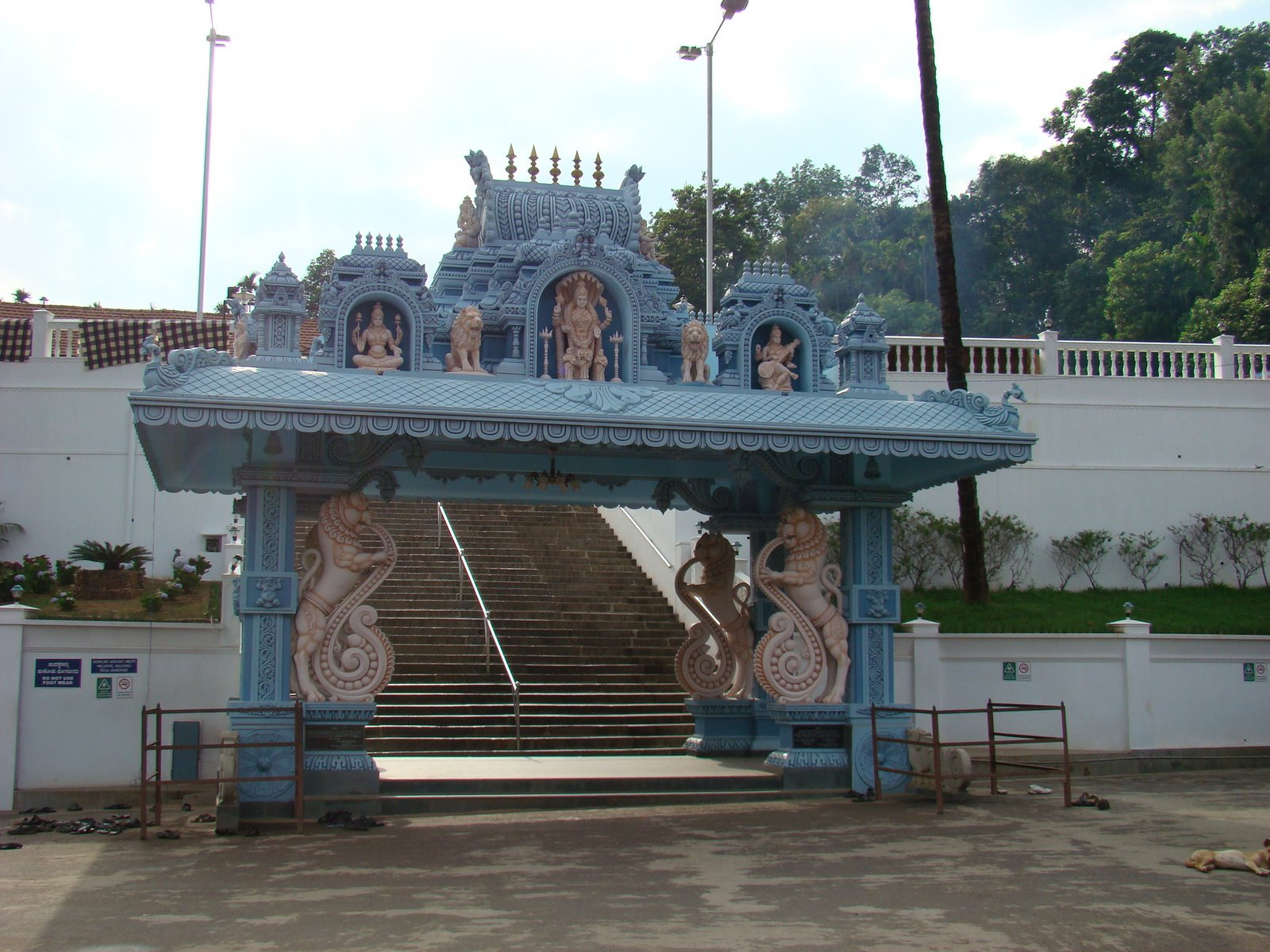 Horanadu Shree Annapoorneshwari Temple, Horanadu