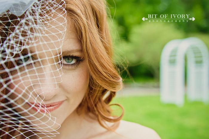 hunt club farm bridal portraits