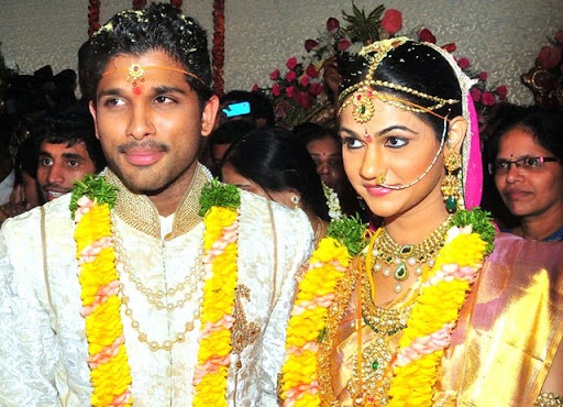 Allu Arjun Will Enter In To Auspicious Wed Lock And Tie The Knot Sneha Reddy On March 6 2011 At Hyderabad International Trade Exposition Centre