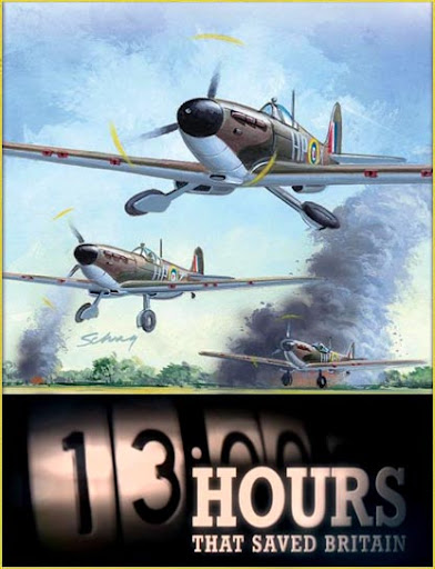 Brytania Uratowana / 13 Hours That Saved Britain (2009) PL.TVRip.XviD / Lektor PL