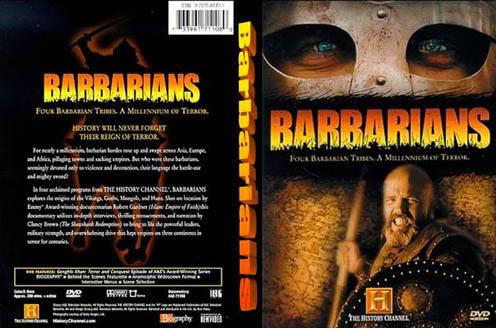 Barbarzy?cy / Barbarians (2003) PL.TVRip.XviD