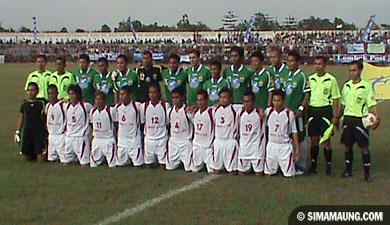 foto persib bandung di lombok