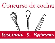 Concurso Tescoma y Pepekitchen