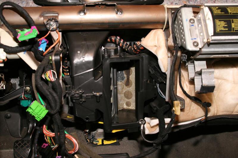Vwvortex Com Diy Mk Iv Heater Core Replacement