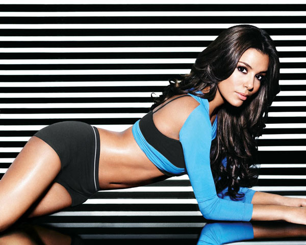 Miss COED: Eva Longoria Parker:Safe For Work,facebook girls0