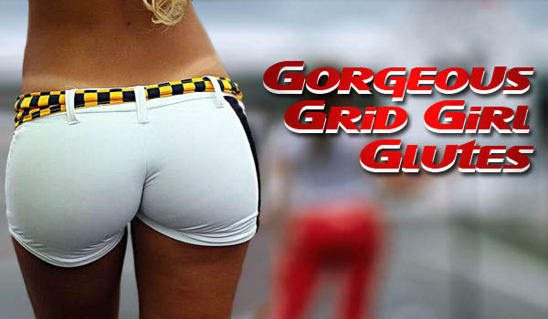 Gorgeous Grid Girl Glutes :Safe For Work,girl,beautiful girls0