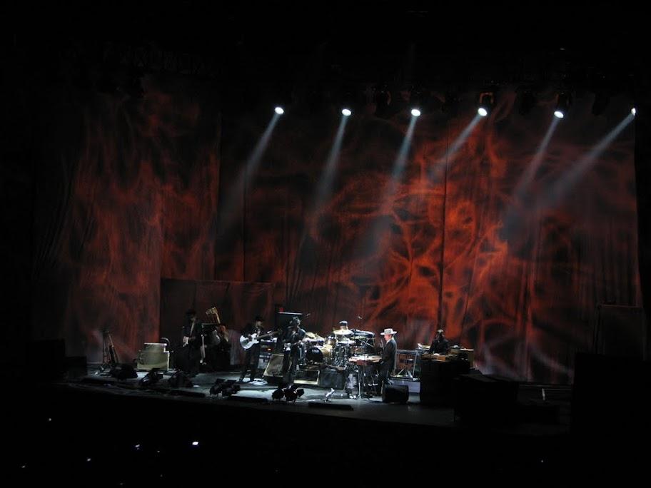 Photo du concert.