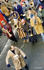 MV Mimbach am Karnevalsumzug in Blieskastel