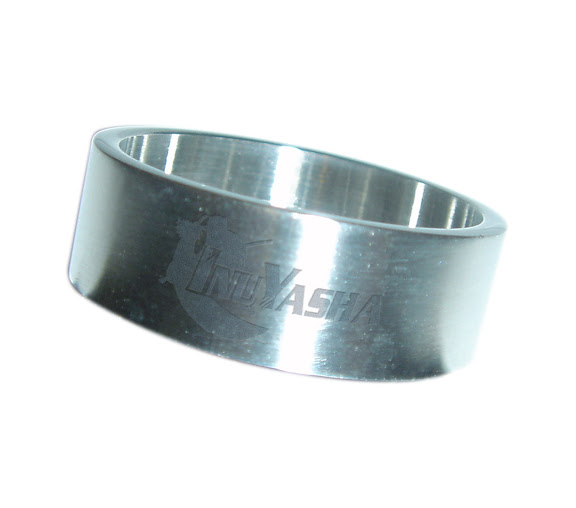 Inuyasha Stainless Steel Ring