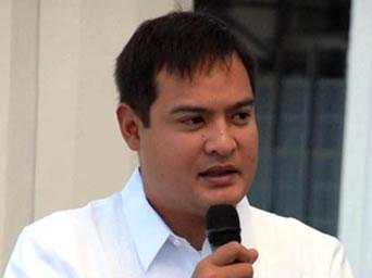 Sarangani Gov. Miguel Dominguez