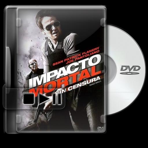 Impacto Mortal [2009][DVDRip][Español Latino]