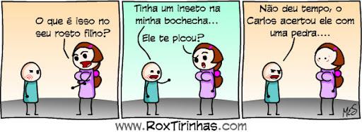 As mais legais do Animerda & RoxTirinhas Tira252