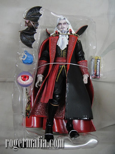 Castlevania Dracula ของ NECA จาก Play-Asia