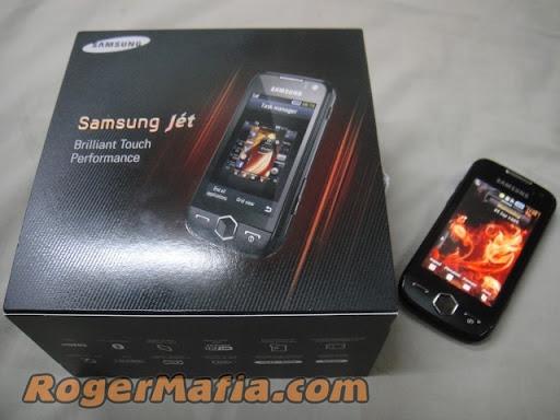 Samsung Jet S8003