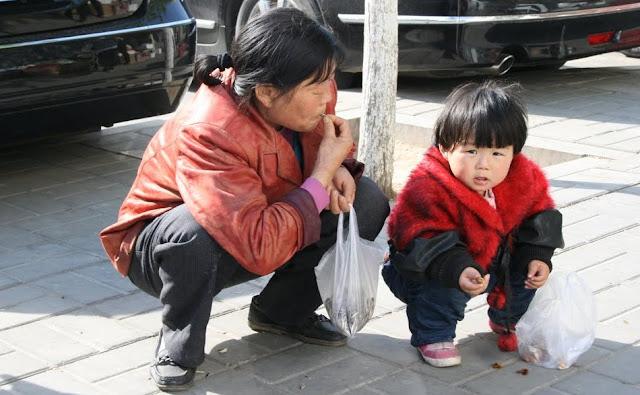 Chinese kid