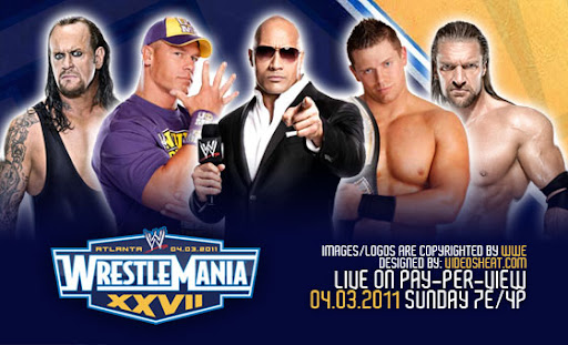 WWE Wrestlemania 27 Live Stream , watch wrestlemania 27 online ...