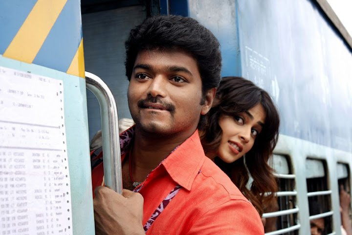 Velayudham Movie Stills,vijay,Genelia