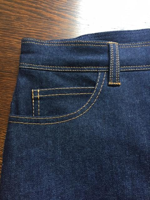 Ginger Jean Sew Along: Week 4 Finishing Touches!