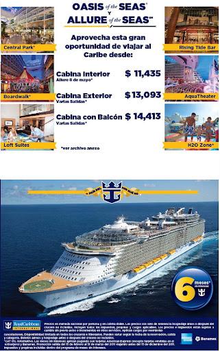 Cruceros Royal Caribbean Sin Visa Desde Mexico Panama