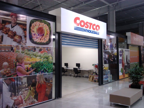costco shopfront