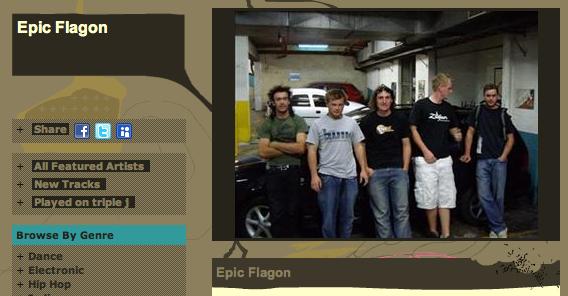 Epic Flagon