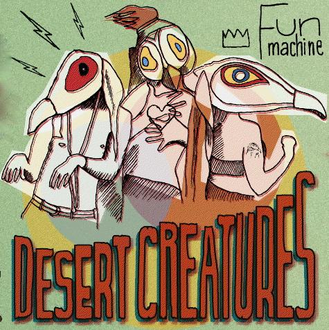 Fun machine album cover