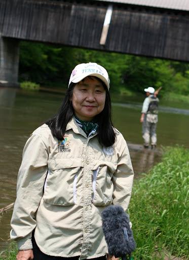 Misako Ishimura interview